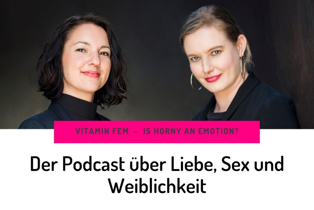 Podcast Cover - Vitamin FEM